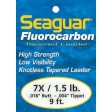 Seaguar Fluorocarbon 9' Tapered Leaders