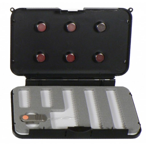 Chest Patch / Threader/ Micro Slit Foam with Magnets