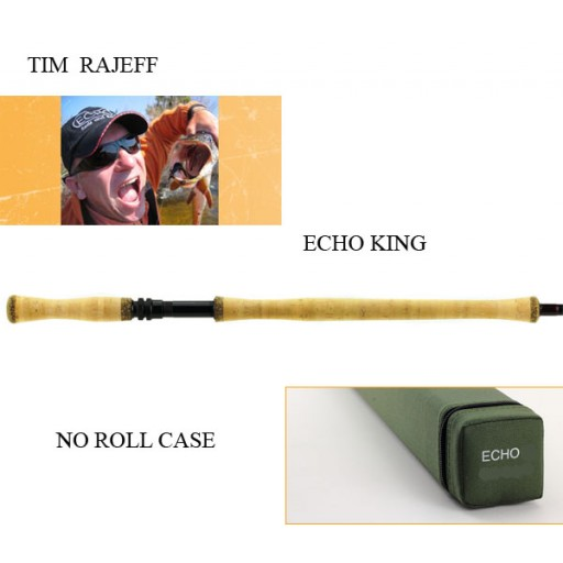 Echo King Two Handed Rod