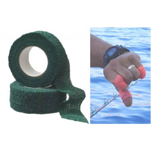 Flexx-Rap - Finger Tape 1-Roll Hunter Green