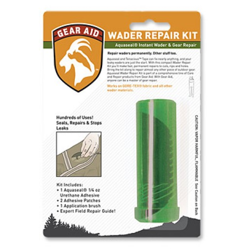 Gear Aid Aquaseal Wader Repair Kit
