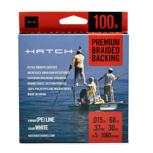 Hatch Premium Backing 100M