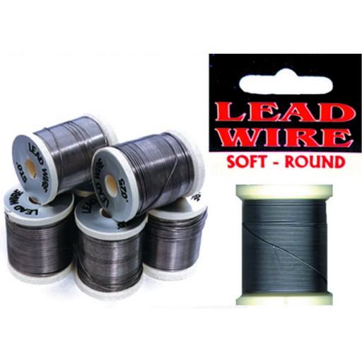 Lead Wire 1LB Bulk Spool