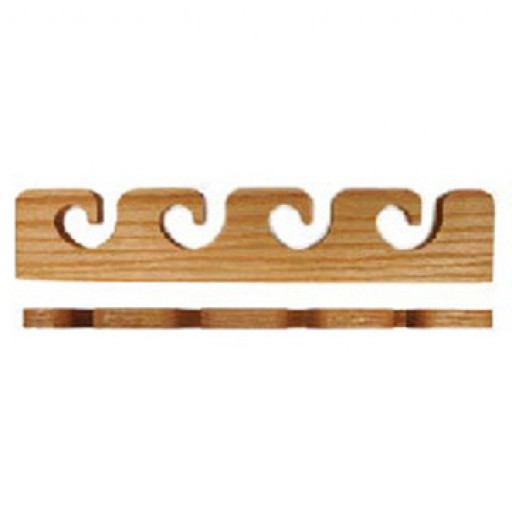 Oak Rod Rack pair