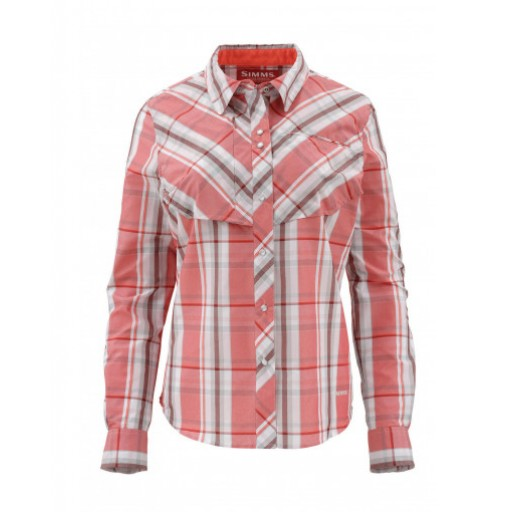 Simms Women's Big Sky Long Sleeve Shirt