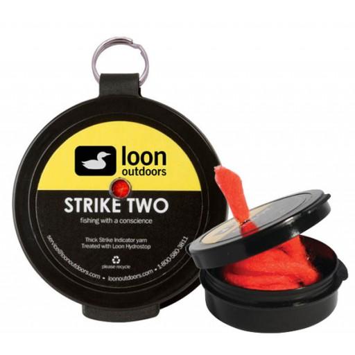 "Strike Two  1/4"" Indicator Yarn"