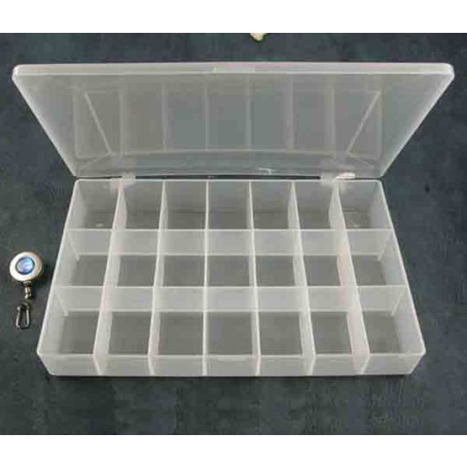 Utility Compartment Flybox 21
