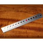 BEAD SIZER AND MEASURING RULER