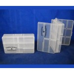 Double Sided Compartment Box