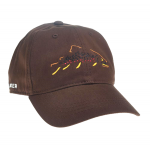 MINIMALIST BROWN HAT