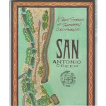Southern California Map: San Antonio Creek