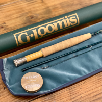 G.Loomis  Trilogy 8' 2 weight 3 piece