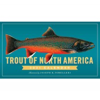 2021 TROUT OF NORTH AMERICA CALENDAR