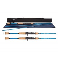 3 PC. TRAVELER CASTING ROD