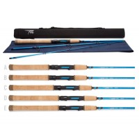 3 PC. TRAVELER SPINNING ROD