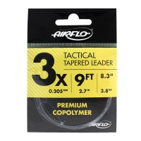 AirFlo Tactical Tapered Mono Leader