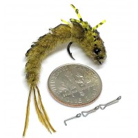Articulated Fish Micro Spines