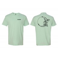 CHASE TEE BONEFISH MINT