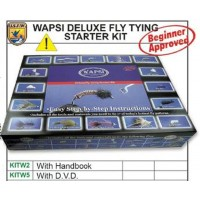 Deluxe Flytying Starter Kit