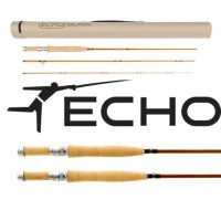 Echo 3-Piece Glass Rod