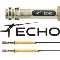Echo Carbon Rod XL 4pc