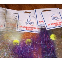 EP UV Minnow Head Brushes