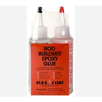 Flex Coat Rodbuilders 4oz Epoxy Glue