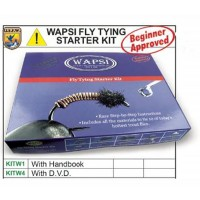Fly Tying Starter Kit With Book