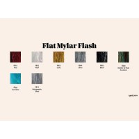 H2O FLAT MYLAR FLASH