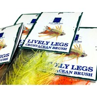 H2O LIVELY LEGS CRUSTECEAN BRUSHES