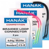 HANAK 5-8wt BRAIDED LOOP CONNECTORS