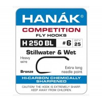 Hanak Model 250 25 Pk (Barbless)