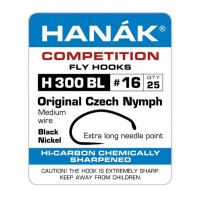 Hanak Model 300 25 Pk (Barbless)