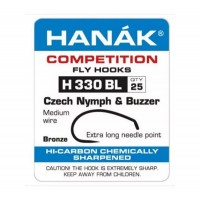 Hanak Model 330 25 Pk (Barbless)