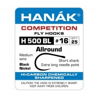 Hanak Model 500 25 Pk (Barbless)