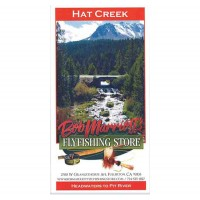 HAT CREEK MAP