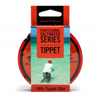 Hatch Saltwater Fluorocarbon Clear Tippet 25M