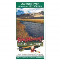 HOT CREEK & OWENS RIVER MAP
