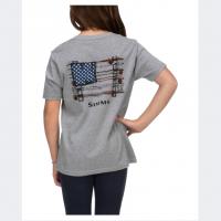 K'S SLACKERTIDE USA T-SHIRT