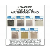 KEN CUBE HIGH FLOATAIR THROGH WING