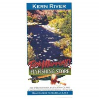 KERN RIVER MAP