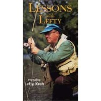 Lessons With Lefty Flycasting