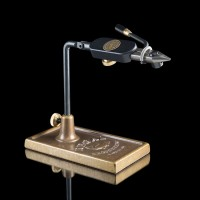 MEDALLION STAINLESS STEEL HEAD Fly Tying Vises