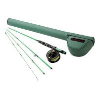 "Redington MINNOW 8'0"" 5wt 4PC COMBO"