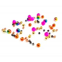 BRASS BEADS 25pack