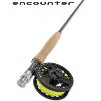 Orvis Encounter 4piece Outfit