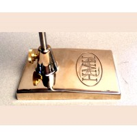 POLISHED BRASS PED BASE KIT