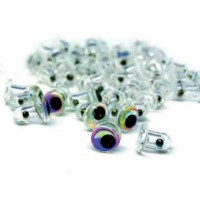 Rattle Eyes Pyrex 10 Count