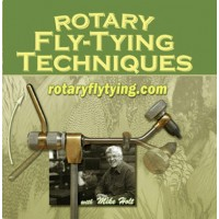 Renzetti DVD True Rotary Fly Tying Techniques