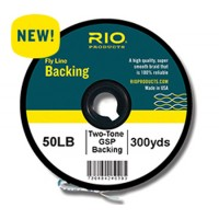 Rio 2-Tone Gel Spun 50lb Backing